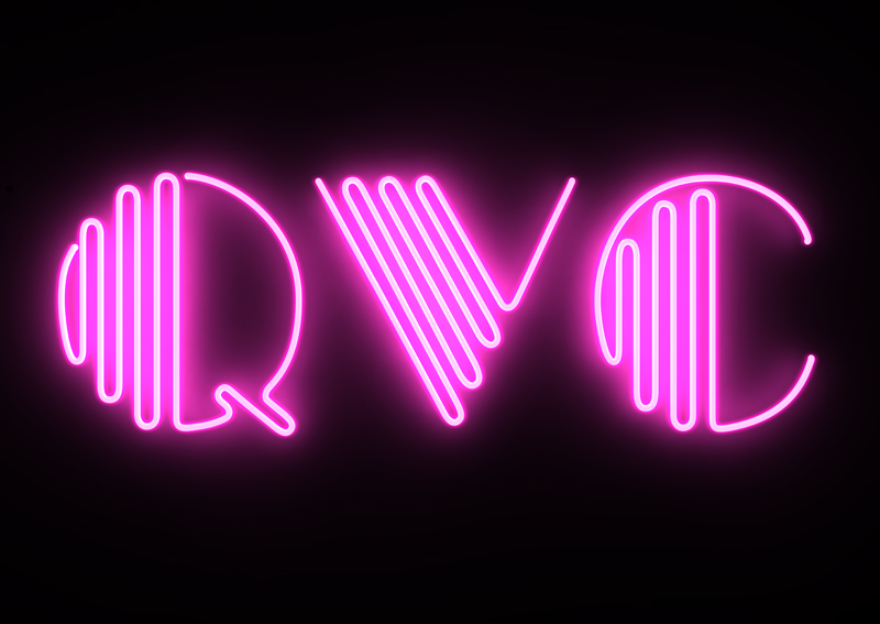 qvcNeon WEB